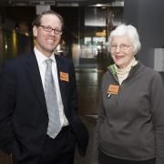 Billy Reyelt and Betsy Boveroux