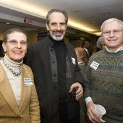 Renata von Tschamer, Ken Kruckemeyer, and Chuck Levin