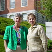 Founders Ann Hershfang and Dorothea Hass